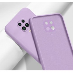 Liquid silikonový obal na Xiaomi Redmi Note 9S   Eco-Friendly - Modrá