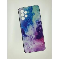 Silikonový obal s potiskem na Samsung Galaxy A32 5G - Vesmír