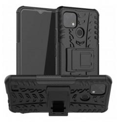 Odolný obal na Realme C21   Armor case - Černá