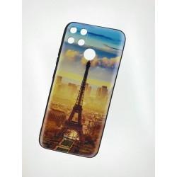 Silikonový obal na Realme C21 s potiskem - Paříž