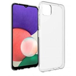 Silikonový průhledný obal na Samsung Galaxy A22 5G