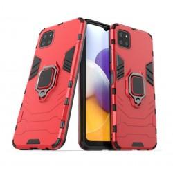 Odolný kryt na Samsung Galaxy A22 5G   Panzer case - Červená