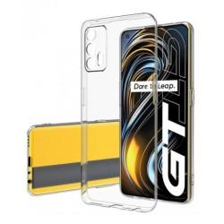Silikonový průhledný obal na Realme GT 5G