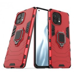 Odolný kryt na Xiaomi Mi 11 | Panzer case - Červená