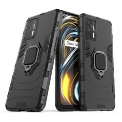Odolný kryt na Realme GT 5G   Panzer case - Černá