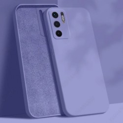 Liquid silikonový obal na Xiaomi Redmi Note 10 5G   Eco-Friendly - Modrá