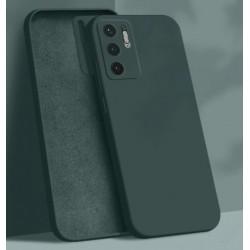 Liquid silikonový obal na Xiaomi Redmi Note 10 5G   Eco-Friendly - Zelená