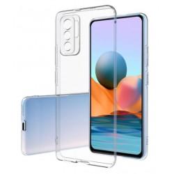 Silikonový průhledný obal na Xiaomi POCO M3 Pro 5G