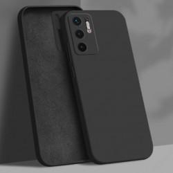 Liquid silikonový obal na Xiaomi POCO M3 Pro 5G   Eco-Friendly - Černá