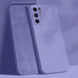 Liquid silikonový obal na Xiaomi POCO M3 Pro 5G   Eco-Friendly - Modrá