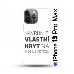 iPhone 13 Pro Max kryt s vlastní fotkou