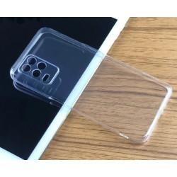Silikonový průhledný obal na Realme Narzo 30 5G