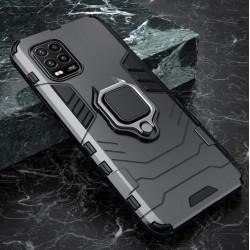 Odolný kryt na Realme Narzo 30 5G | Panzer case - Černá