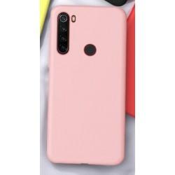 Liquid silikonový obal na Xiaomi Redmi Note 8   Eco-Friendly - Růžová
