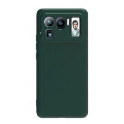 Liquid silikonový obal na Xiaomi Mi 11 Ultra | Eco-Friendly - Zelená