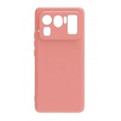 Liquid silikonový obal na Xiaomi Mi 11 Ultra | Eco-Friendly - Růžová