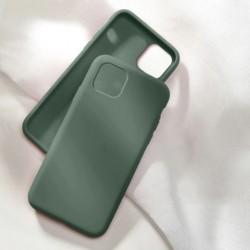 Liquid silikonový obal na iPhone 13 Pro   Eco-Friendly - Zelená