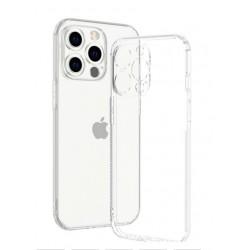 Silikonový průhledný obal pro iPhone 13 Pro Max