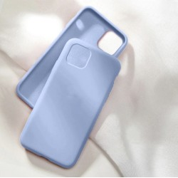 Liquid silikonový obal na iPhone 13 Pro Max   Eco-Friendly - Modrá