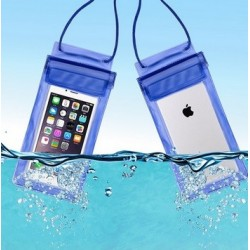 Vodotěsný obal pro telefon a doklady