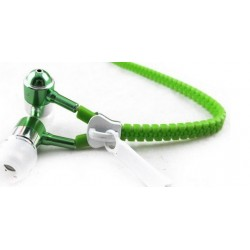Svítivá sluchátka v zipovém provedení