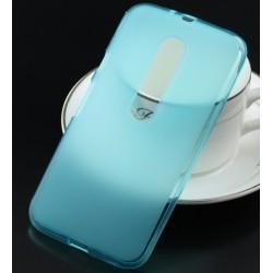 Silikonový obal pro Lenovo Moto G Modrý