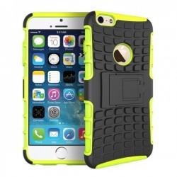 Apple iPhone 6/6S Odolný kryt Zelený