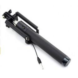 Mini selfie tyč s tlačítkem a 3,5mm konektorem