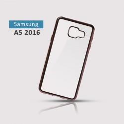 Silikonový obal s rámečkem pro Samsung Galaxy A5 2016