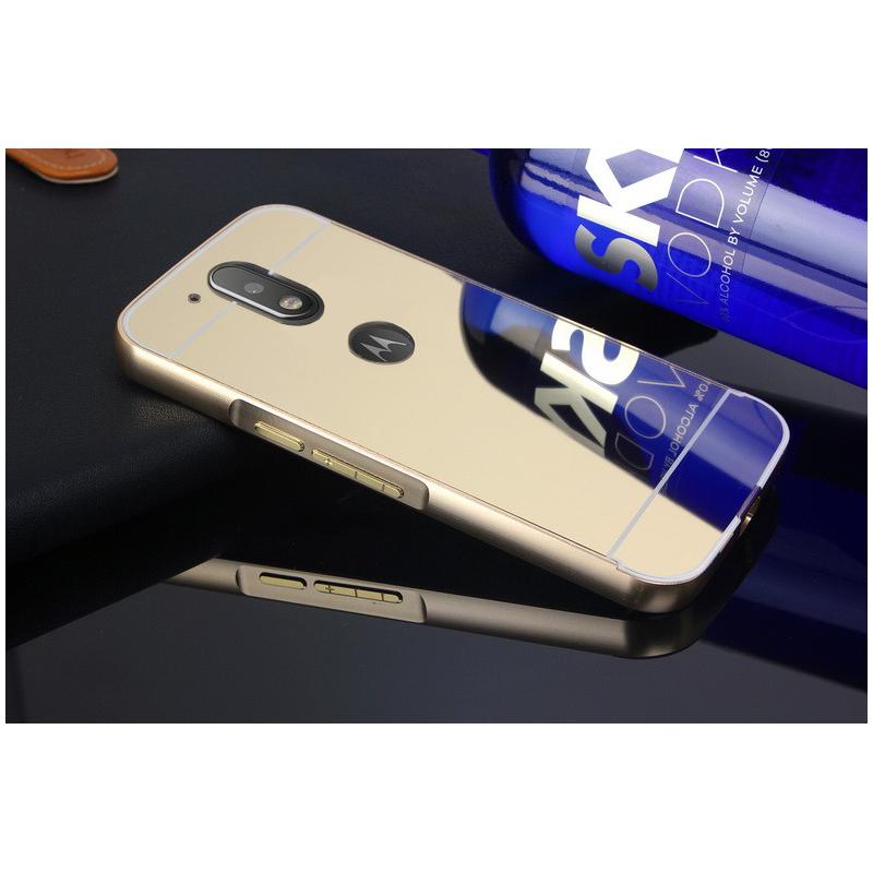Zrcadlový kryt pro Moto G4