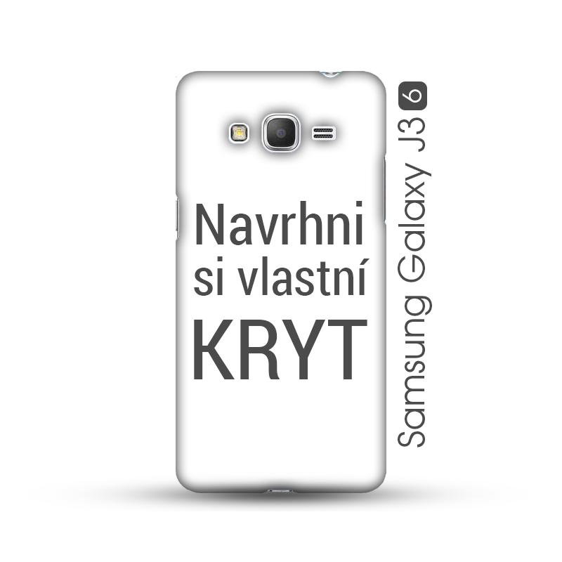 Samsung Galaxy J3 2016 kryt s vlastní fotkou 796ea55b215