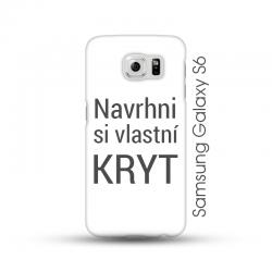 Samsung Galaxy S6 pevný kryt s vlastním designem