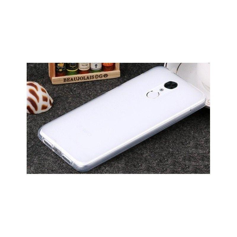 Lenovo K6 Note silikonový obal Bílý