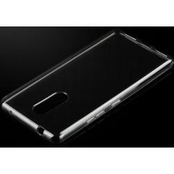 Lenovo K6 NOTE silikonový obal Průhledný