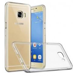 Samsung A5 2017 silikonový obal Průhledný
