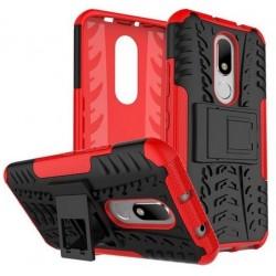 Lenovo Moto Z Play odolný obal Červený