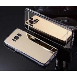 Samsung Galaxy S8 Plus G955F zrcadlový obal Zlatý