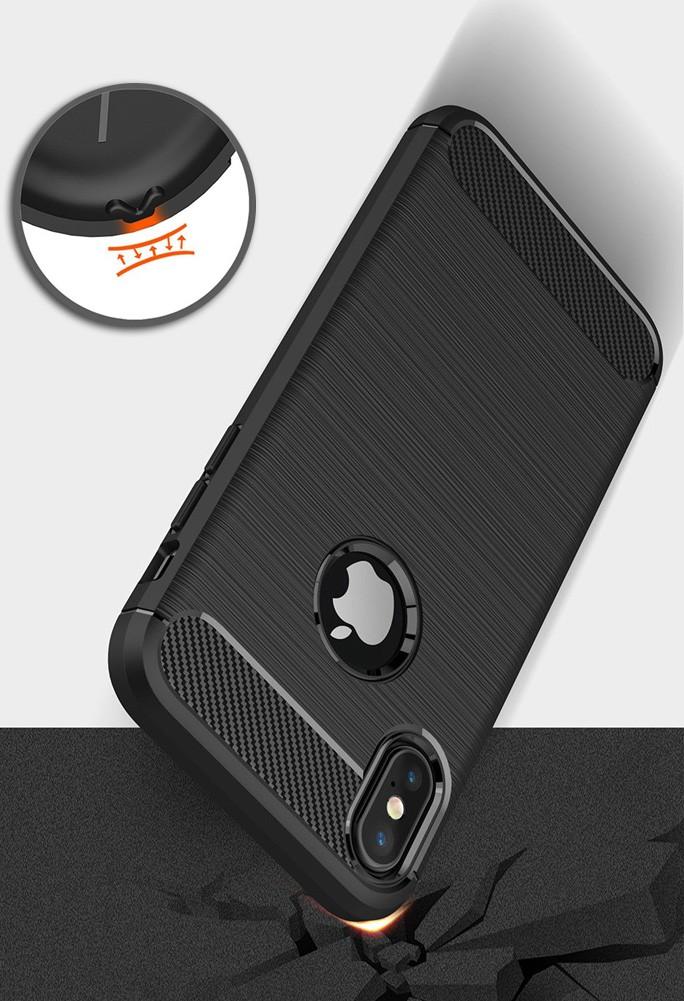 Více částí ochrany v luxusním obalu pro iPhone 6
