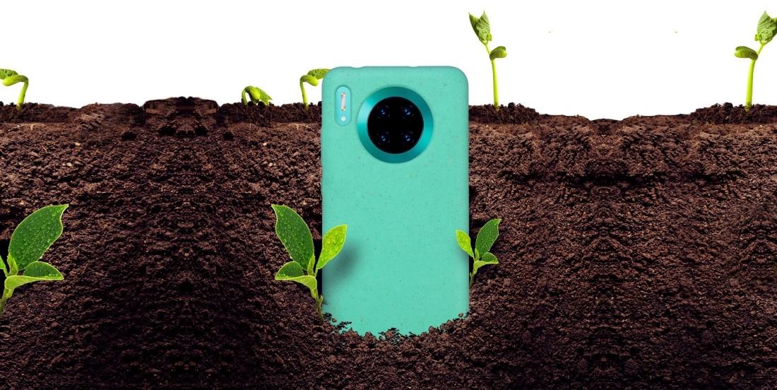 Ekologicky šetrný obal na iPhone SE 2020