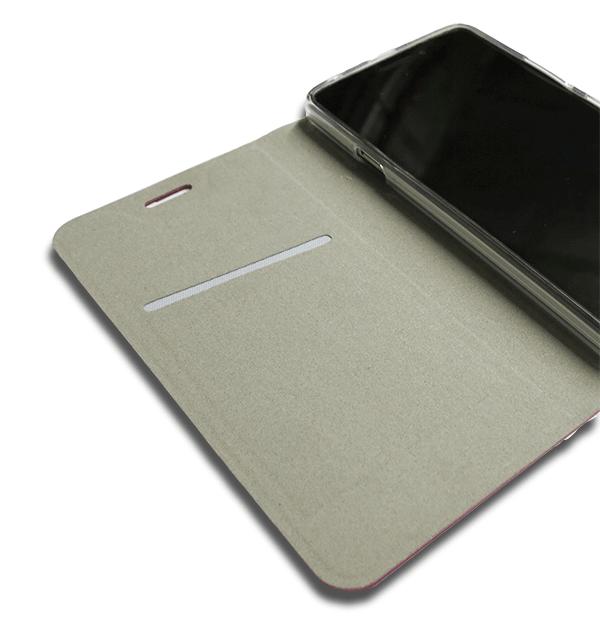 Pevný čelní kryt pouzdra pro Huawei Nova s kasičkou na karty