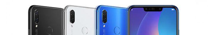 Huawei Nova 3i kryty na mobil