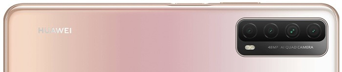 Huawei P Smart2021 kryty na mobil