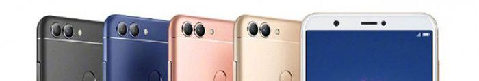 Huawei P Smart kryty na mobil