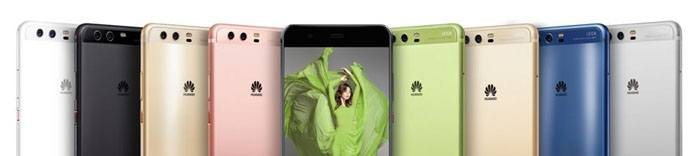 Huawei P10 kryty na mobil