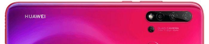 Huawei P20 Lite 2019 kryty na mobil