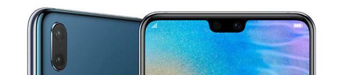 Huawei P20 kryty na mobil