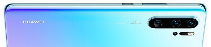 Huawei P30 Pro kryty na mobil