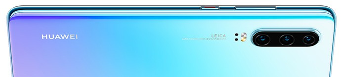 Huawei P30 kryty na mobil
