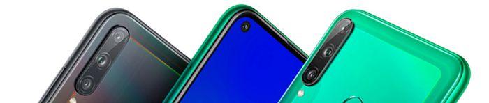 Huawei P40 Lite E kryty na mobil