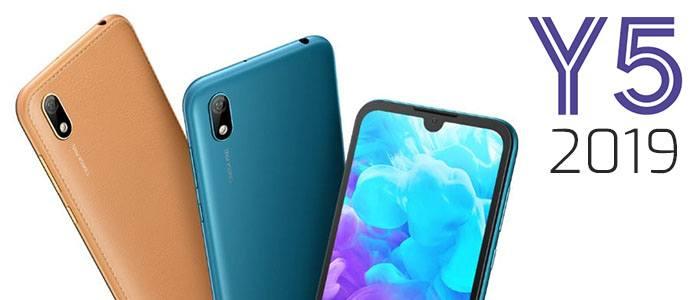 Huawei Y5 2019 kryty na mobil